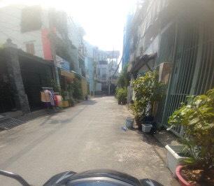Bán nhà hẻm số 21, đường Lê Ngã, phường Phú Trung, quận Tân Phú ảnh 0