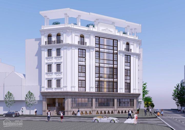 Bán nhà 5 tầng, mặt phố Nguyễn Khánh Toàn, Cầu Giấy, Hà Nội. Sổ đỏ 260m2, mặt tiền 12m ảnh 0