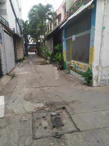 Nhà 4x16m, HXH góc 2MT hẻm 99 Huỳnh Văn Nghệ, P12, Gò Vấp ảnh 0