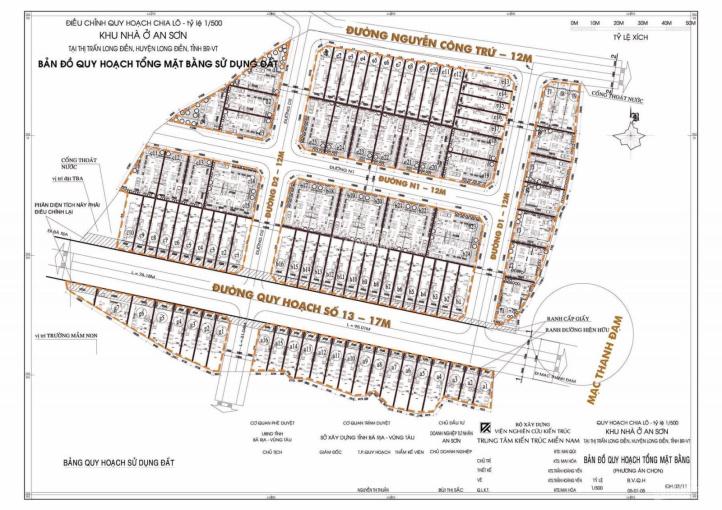 Bán lô đất thổ cư xây biệt thự 215m2 - 2 tỷ ở Bà Rịa VT. LH: 0963129341 ảnh 0