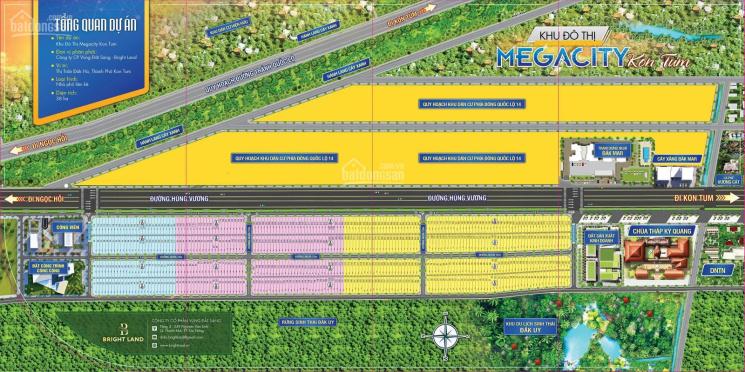 Dự án Mega City Kontum giá tốt nhất thị trường 400 triệu - 0905 956 613 ảnh 0