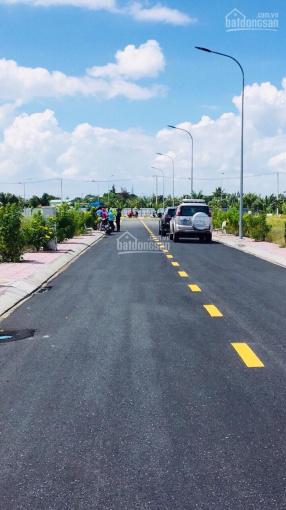 Cần tiền bán nhanh nền đất XD tự do, sổ riêng Centana Trường Lưu, đường thông, giá chỉ 50.5 tr/m2 ảnh 0