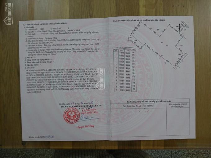 4732m2 thổ cư 4418m2 1 sẹc Nguyễn Kim Cương vào 100m2. Đất bằng phẳng khu dân cư kết hợp sản xuất ảnh 0