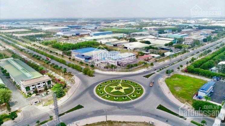 Bán đất nền Mega City 2 đường 25C, ngay khu Phú Hội Nhơn Trạch, Đồng Nai, 100m2 ảnh 0