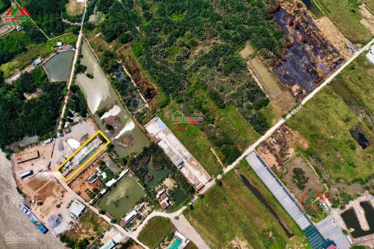 Bán 1000m2 đất view sông đường 12, Long Thới, Nhà Bè, có sẵn mô hình nhà vườn ảnh 0