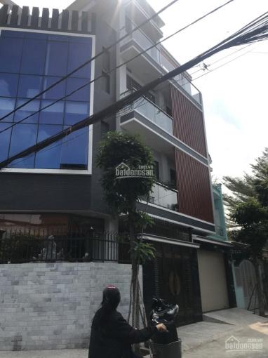 Bán nhà Đường Lê Thị Riêng, P. Thới An, DT: 6x25m, nở hậu 15m, 3 lầu 360m2 sàn, giá 9.5 tỷ TL
