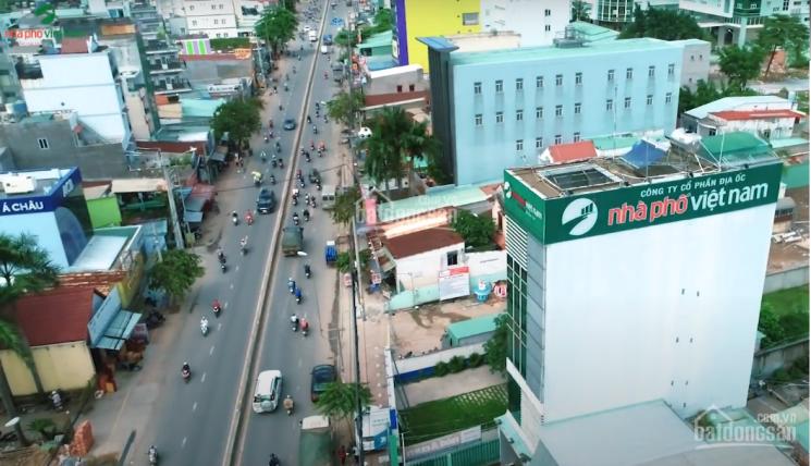 Mặt tiền Hà Huy Giáp chưa qua cầu vượt ngã tư Ga, giáp Gò Vấp giá tốt kinh doanh