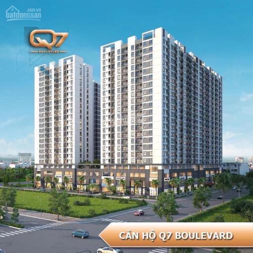 Bán shop house đường Nguyễn Lương Bằng, quận 7, DT 140m2-1 trệt 1 lầu. Giá chủ đầu tư 6.7 tỷ/căn