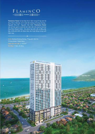 Chính chủ cần bán căn 1PN (51m2) Melody Quy Nhơn view trực diện biển giá HĐ bao sang nhượng