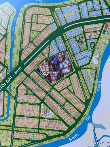 Cho thuê nhà phố KDC 6b Intresco nhà mới đẹp giá 17 tr/tháng, LH: 0931017279 ảnh 0
