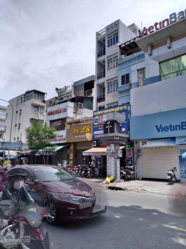 Cần bán gấp nhà mặt tiền Thành Thái, P. 14, Q. 10, DT: 4x17.5m, 1 trệt 5 lầu. Giá: 26 tỷ ảnh 0