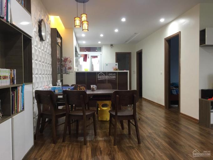 Chính chủ bán căn góc chung cư khu đô thị mới Cầu Bươu NC2, 3PN, DT 107.2m2 ảnh 0