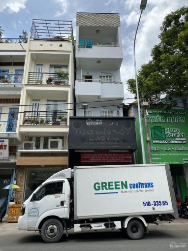 Căn hộ dịch vụ trên đường Thái Văn Lung, Phường Bến Nghé, Q1 - DT: 4,5x20m, giá 40 tỷ ảnh 0