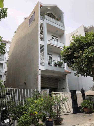 Bán nhà khu Him Lam Kênh Tẻ Quận 7 giá rẻ 21 tỷ, MT đường Số 18, thang máy, sổ hồng. LH: 0913050053 ảnh 0