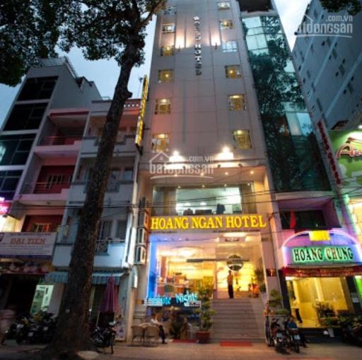 Bán khách sạn hầm 12 lầu 56 phòng Bùi Thị Xuân, cách chợ Bến Thành, Q1 5 phút. Giá 160 tỷ ảnh 0