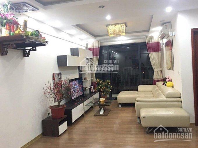 Căn hộ 81.5m2 CT3 Cổ Nhuế ban công Đông Bắc tầng 11 đầy đủ nội thất đẹp, giá 29 tr/m2 bao sổ đỏ ảnh 0
