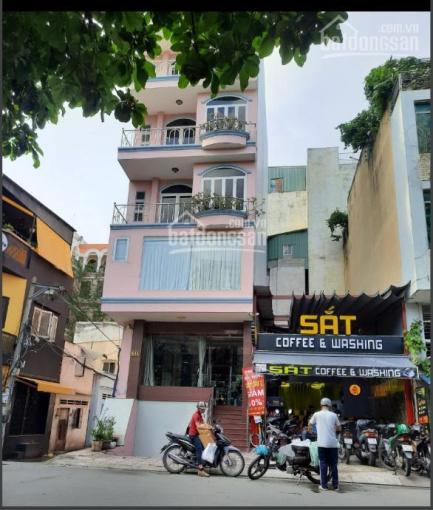 Chính chủ cần bán nhà riêng tại đường Nguyễn Cửu Vân, mặt tiền 1 trệt 3 lầu giá 25 tỷ 300 triệu ảnh 0
