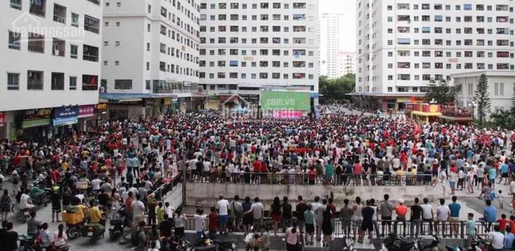 Bán gấp ki ốt kinh doanh vị trí đẹp nhất khu HH Linh Đàm giá 4.2 tỷ, LH 0945033665 ảnh 0