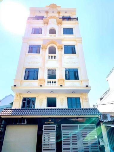 Căn hộ dịch vụ 65 Đô Đốc Long, Phường Tân Quý, Quận Tân Phú, DT: 8x25m đúc 6 tấm, giá 31 tỷ ảnh 0