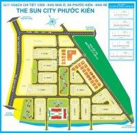 Bán đất nền dự án Thanh Nhựt Phước Kiển Nhà Bè, giá chỉ 41tr/m2, MT Lê Văn Lương, LH: 0901382***