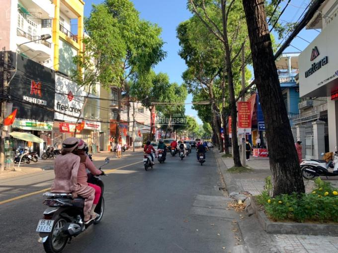 Cho thuê nhà mặt tiền ngay trung tâm đường Nguyễn Trãi, trệt 2 lầu, tuyến đường KD thời trang