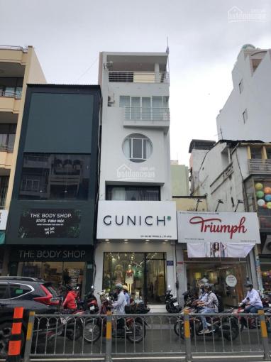 Bán nhà MT đường Tăng Bạt Hổ - Lý Thường Kiệt, Quận 5, DT: 4x27m, gần bệnh viện Chợ Rẫy, 23 tỷ ảnh 0