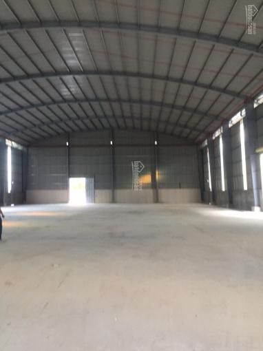 Cho thuê nhà xưởng đường xe cont 24/24 ấp 6 Hưng Long, Bình Chánh ảnh 0