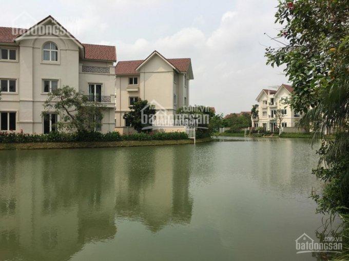 Bán biệt thự đơn lập Hoa Lan 2 - 09, 500m2, hướng ĐN, giá 40 tỷ, Vinhomes Riverside: 090.288.4137 ảnh 0