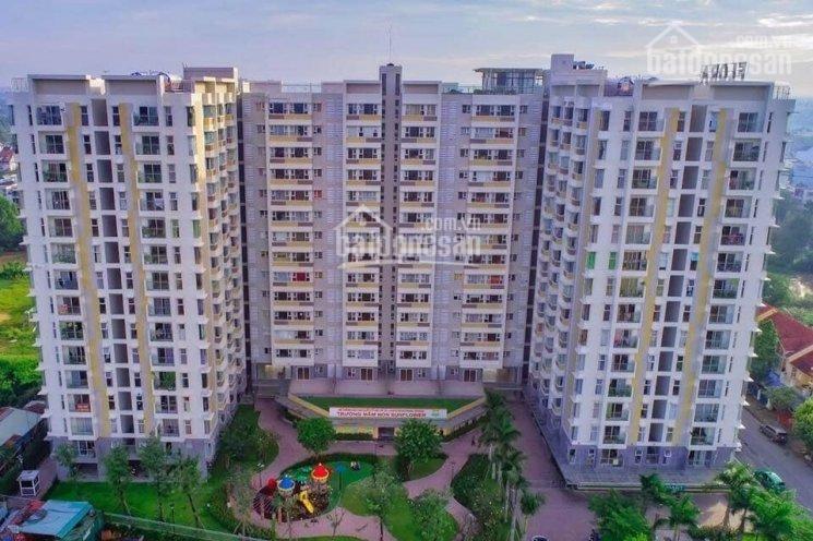 Bán căn hộ Flora Anh Đào DT 55m2, 1PN + 1, 1WC nhà mới giá 1.7 tỷ, có nhiều tầng và view ảnh 0