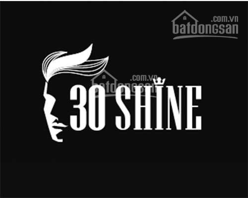 Salon tóc cho nam 30 Shine đang cần thuê gấp mặt bằng để mở salon