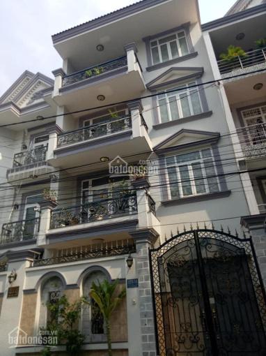 Cho thuê biệt thự Nguyễn Thái Sơn, P4, Gò Vấp. 7x18m, 4 lầu, 7PN, 25 tr/th ảnh 0