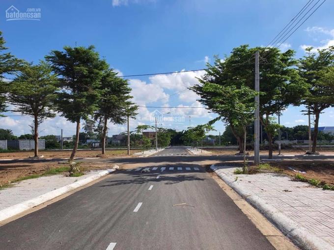 Bán đất sổ đỏ riêng An Sơn Residence ngay mặt tiền đường Quy hoạch 13 sát trường tiểu học Long Liên ảnh 0