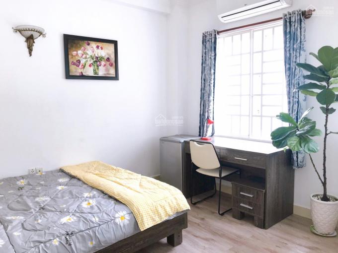 Cho thuê căn hộ 345 Trần Hưng Đạo, Quận 1, 1 PN, nội thất mới cao cấp, giá cho thuê cực rẻ