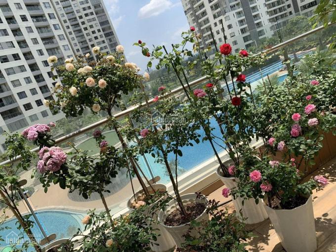 Đảo Kim Cương một trong những CH cao cấp đáng sống tại Sài Gòn, ban công sân vườn view hồ bơi ảnh 0