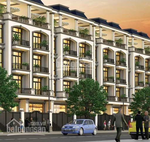 Nhà thô hoàn thiện mặt ngoài 5x20m, 5x21m, 5x23m, 7x20m, 7x22m Vạn Phúc Riverside, giá 10.6 tỷ/căn ảnh 0