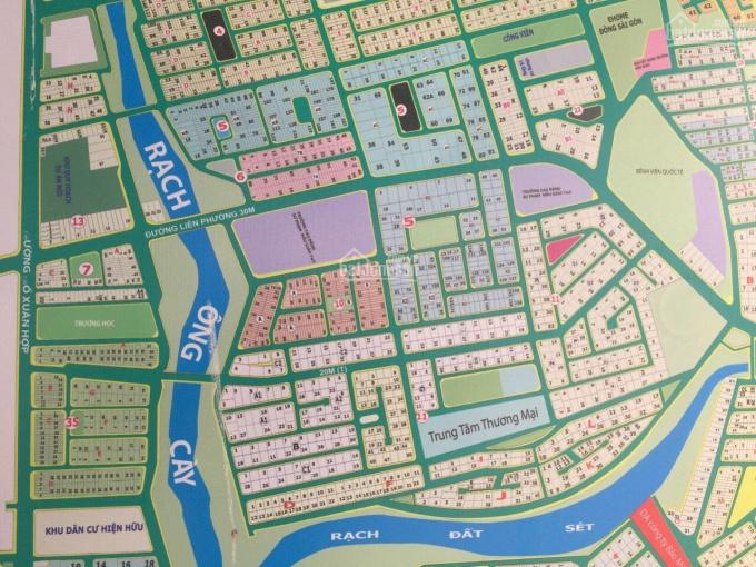 Bán gấp lô đất dự án Kiến Á, Quận 9, lô KD, DT 10x24m, giá 54 tr/m2 ảnh 0