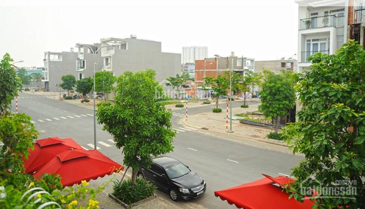 Bán nhà phố trong KDC Him Lam - Phú Đông, Bình Dương. MT Trần Thị Vững, DT 5x18.5m - Giá 6.8 tỷ ảnh 0