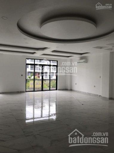 Cho thuê tòa nhà văn phòng KĐT Vạn Phúc, DT 7x19m, hầm + 5 lầu, thang máy, chỉ 45 triệu/tháng ảnh 0