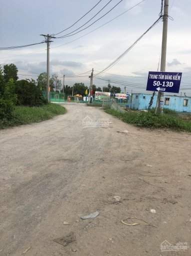 Cho thuê đất làm chành, bãi xe, mặt bằng kinh doanh đường Trần Đại Nghĩa, Bình Chánh ảnh 0