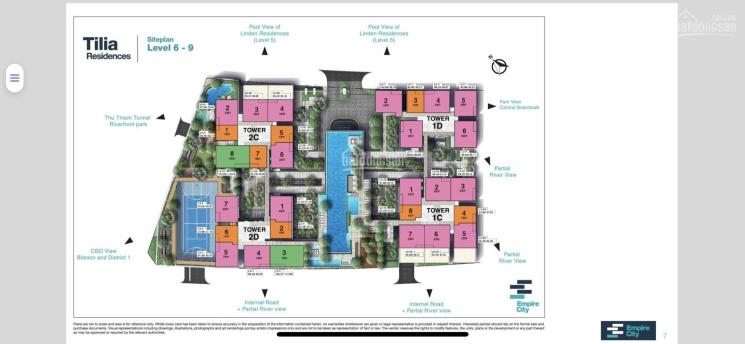 T2C, XX. 04: 93m2 2PN căn góc, view hồ bơi, Hồ TT, LM81 giá rẻ nhất thị trường 9,3 tỷ 0931257668 ảnh 0