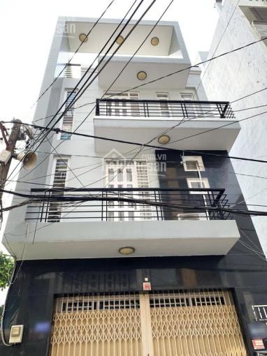 Nhà 8x20m, 2 lầu, ST MT HXH 502 Huỳnh Tấn Phát, P. Bình Thuận, Quận 7 ảnh 0