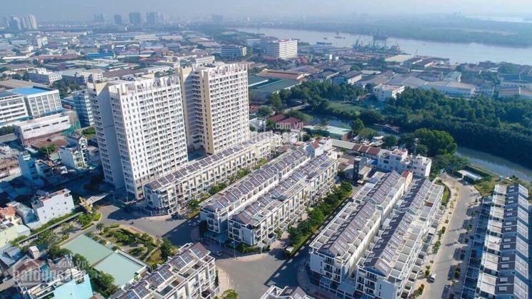 Không có nhu cầu ở, thiện chí bán gấp nhà phố Jamona Golden Silk 90m2, giá 11.5 tỷ khu compound Q7 ảnh 0
