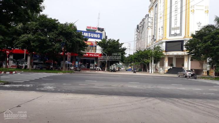Bán đất nền sổ đỏ khu đô thị Phúc Sơn Vĩnh Tường, đường 52m, 106m2 giá 3x triệu/m2. LH 0972525080 ảnh 0