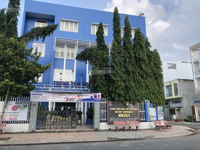Bán nền đất góc mặt tiền khu dân cư Tân Thuận, Bến Lức - Long An ảnh 0