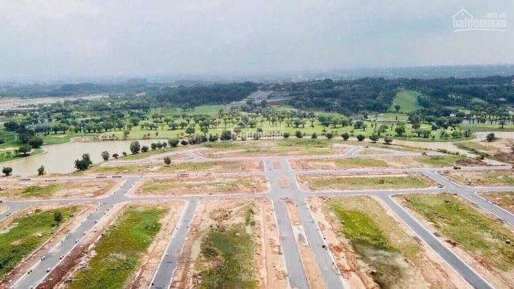 Đất nền biệt thự compound sân golf, sổ đỏ trao tay, kí HĐ 40%, TT 12 tháng, xây dựng tự do ảnh 0