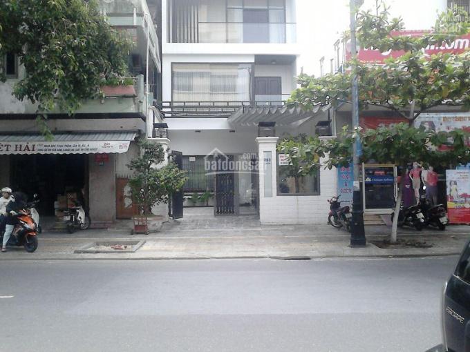 Cho thuê tòa MT Trần Quang Khải, Q1. DT: 15x30m, trệt, 3 lầu, giá 230tr Tell: 0898.311.051 ảnh 0