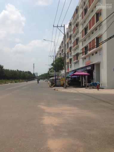 Bán căn đôi 60m2 nhà ở xã hội Định Hòa khu thang máy lầu 3, giá 475tr, LH 0936 712 684 ảnh 0