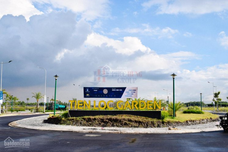 Đất nền sổ đỏ DA Tiến Lộc Garden sát sân bay QT Long Thành, giá tốt nhất từ CĐT. LH Lộc 0931767386 ảnh 0