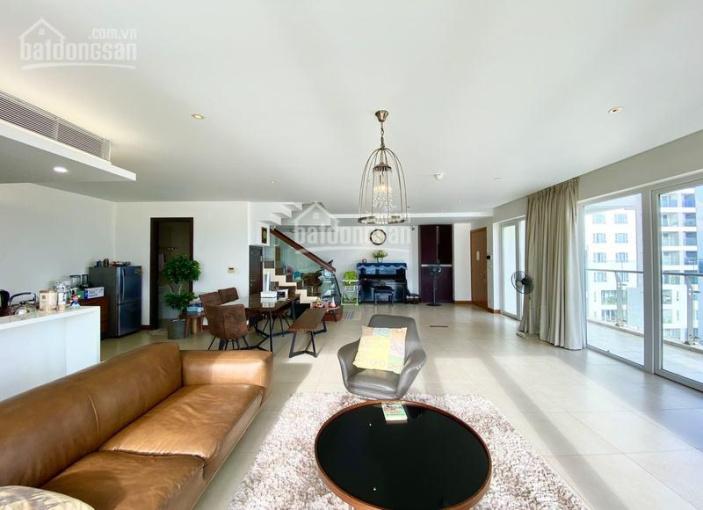 Căn hiếm: Cho thuê Duplex 234m2 tháp Brilliant view sông và city, giá thuê 72 triệu ảnh 0