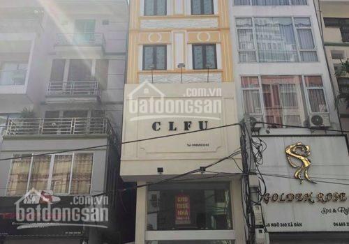 Cho thuê mặt phố Trung Phụng 60m2 4 tầng MT 4,3m, có cầu thang máy. Giá 30tr/tháng ảnh 0